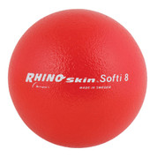 Red Rhino Skin Soft Foam Multipurpose Game Ball