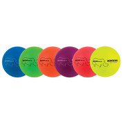 Rhino Skin Neon Rainbow Colors Soft Foam Dodgeball Set