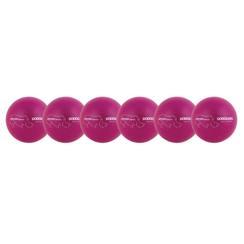 Rhino Skin Neon Violet Dodgeball Set
