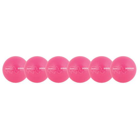Rhino Skin Neon Pink Dodgeball Set