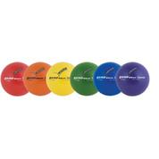Rhino Skin Super Bounce Soft Multicolor Playground Ball Set