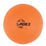 8.5-inch Multipurpose PE Playground Ball - Orange