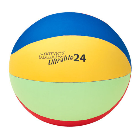 Lightweight Physical Education Cage Ball Set Rhino� Ultra-Lite 24-Inch