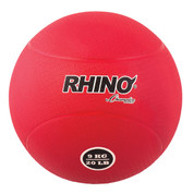 9kg Textured Rubber Exercise Medicine Ball