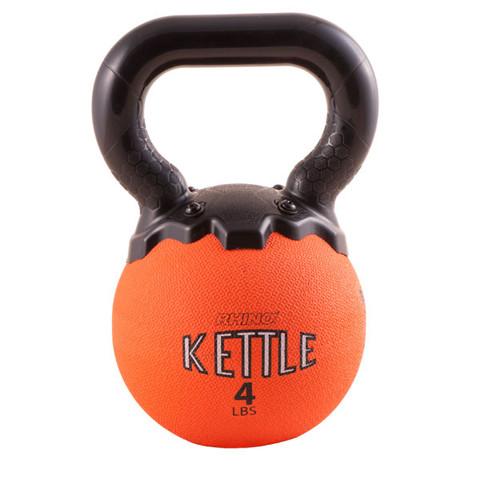 4lb Mini Rhino� Beginners Strength Training Kettle Bell