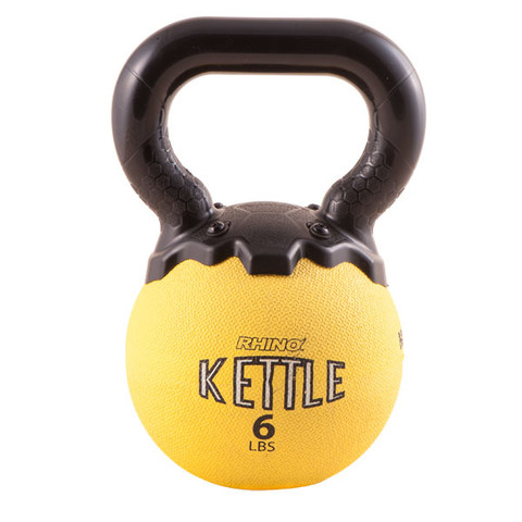6lb Mini Rhino� Beginners Strength Training Kettle Bell