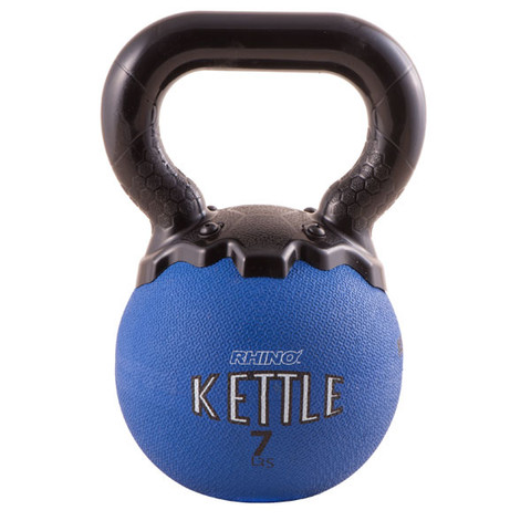 7lb Mini Rhino� Beginners Strength Training Kettle Bell