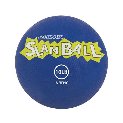 10lb Rhino� Slam Ball Textured Medicine Ball