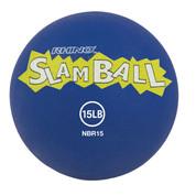 15lb Rhino� Slam Ball Textured Medicine Ball