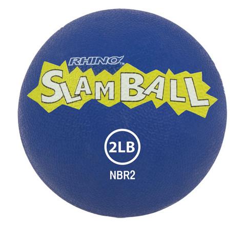 2lb Rhino� Slam Ball Textured Medicine Ball