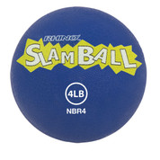 4lb Rhino� Slam Ball Textured Medicine Ball