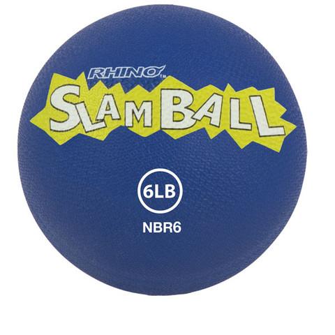 6lb Rhino� Slam Ball Textured Medicine Ball