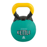 Rubber Exercise Kettle Bell 12lb Rhino� Green