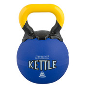Rubber Exercise Kettle Bell 30lb Rhino� Blue