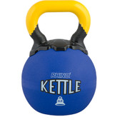 Rubber Exercise Kettle Bell 6lb Rhino� Blue