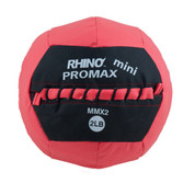 2lb Mini Mini Soft Shell Medicine Ball Rhino� Promax Slam Ball