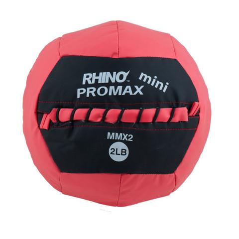 2lb Mini Mini Soft Shell Medicine Ball Rhino� Promax Slam Ball