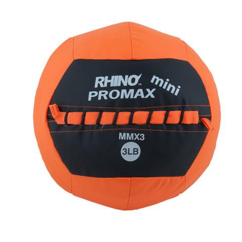 3lb Mini Mini Soft Shell Medicine Ball Rhino� Promax Slam Ball