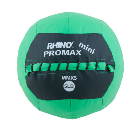 5lb Mini Mini Soft Shell Medicine Ball Rhino� Promax Slam Ball