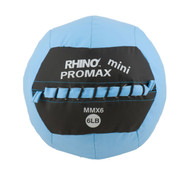 6lb Mini Soft Shell Medicine Ball Rhino� Promax Slam Ball