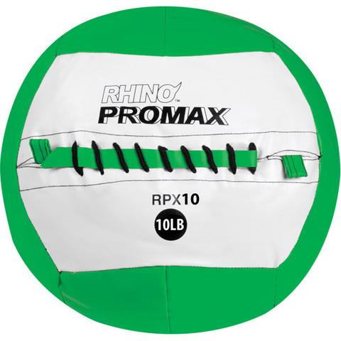 10lb Soft Shell Medicine Ball Rhino� Promax Slam Ball