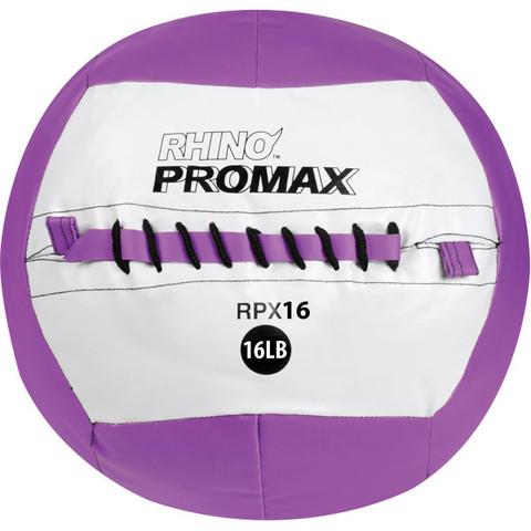16lb Soft Shell Medicine Ball Rhino� Promax Slam Ball