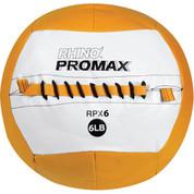 6lb Soft Shell Medicine Ball Rhino� Promax Slam Ball