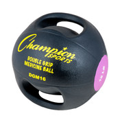 16lb Core Stability Trainer Double Grip Anatomic Medicine Ball