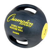 6lb Core Stability Trainer Double Grip Anatomic Medicine Ball