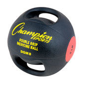 8lb Core Stability Trainer Double Grip Anatomic Medicine Ball