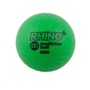 7lb Gel Filled Textured Sports Medicine Ball - Rhino