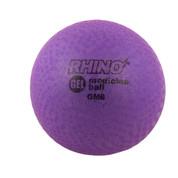 8lb Gel Filled Textured Sports Medicine Ball - Rhino