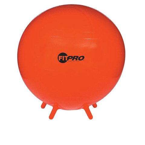 Fitpro Stability Posture Ball With Stability Legs Large 75 cm