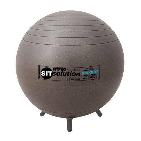 53 cm Maxafe� Sitsolution Ball With Stability Legs