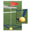 Champion Products Spring Loaded Corner Soccer Flags