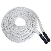 Fitness Training Rope White 100-Foot Rhino� Nylon Poly - 2-Inch Thick