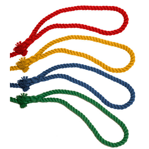 Multi-Color 4-Way Tug Of War Rope