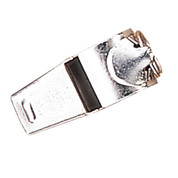 Medium Weight Metal Coaches Sports Whistle