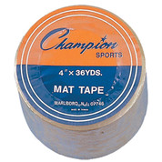 Wrestling Mat Tape for Mending Tears and Rips 4-Inch by 36 Yards Long
