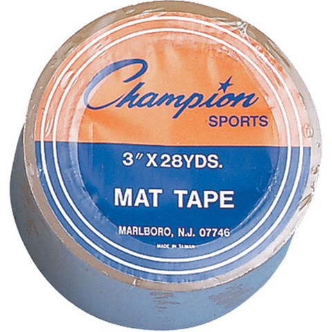 Wrestling Mat Tape for Mending Tears and Rips Three-Inch by 28 Yards Long