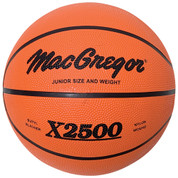 Junior MacGregor X2500 Rubber Indoor and Outdoor Basketball