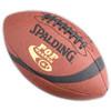 Spalding Pop Warner Leather Football Junior
