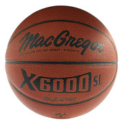 Women's MacGregor X6000SL Official Indoor Outdoor Synthetic Leather Basketball