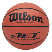 Men's Wilson Jet Competition Indoor Composite Leather Basketball