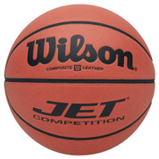 Women's Wilson Jet Competition Indoor Composite Leather Basketball