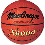 Junior MacGregor X6000 Indoor and Outdoor Composite Basketball