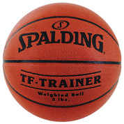 Weighted Spalding TF-Trainer Women's Composite Leather Indoor Basketball