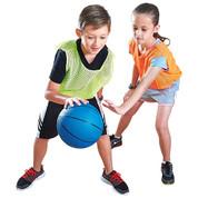 Yellow MacGregor Durable Rubber Indoor and Outdoor Basketball - Women's Size