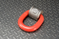 8-Ton, Thiele D-Ring Lifting Point, Weld-On Type, TWN 0119 - Unused
