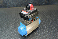 JFC Actuator SR 75 VT070818 Series 08 BD With Series 53 Limit Switch